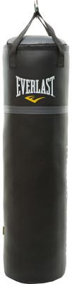 Мешок набивной Everlast, 45 кгКлассический мешок everlast для активных тренировок. Выполнен из высококачественной синтетической кожи. Капсула наполнена под давлением специально смешанным наполнителем.<br>Вес мешка: 45 кг; Высота мешка: 120 см; Диаметр мешка: 35 см; Материал верха: Искусственная кожа; Материал наполнителя: Ветошь, емкости с песком; Подвесная система: В комплекте; Тип подвесной системы: Лента; Вид спорта: Бокс, Карате, ММА, Самбо, Тхэквондо; Производитель: Everlast; Артикул производителя: REV120; Срок гарантии: 1 год; Страна производства: Россия; Размер RU: Без размера;