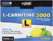 Л-карнитин Vplab nutrition, 7 ампул x 25 мл
