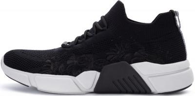 Кроссовки женские Skechers Block-Poppy, размер 40,5Кроссовки <br>Оригинальные кроссовки из премиальной линейки mark nason от skechers станут идеальным завершением спортивного образа.