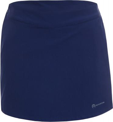 Юбка-шорты женская Outventure, размер 46Юбки<br>Удобная и практичная юбка от outventure пригодится девушкам, которые любят активный отдых на природе.