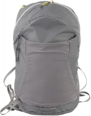 Рюкзак Mountain Hardwear SingleTrack 18Небольшой удобный рюкзак для езды на велосипеде, занятий спортом и путешествий. Функциональность водонепроницаемый карман для мелких вещей и вместительное главное отделение.<br>Объем: 18; Размеры (дл х шир х выс), см: 46 x 27 x 22; Вес, кг: 0,5; Материал верха: 92 % нейлон, 8 % полиэстер; Материал подкладки: 100 % полиэстер; Вентилируемые лямки: Да; Вентиляция спины: Да; Нагрудный ремень: Да; Поясной ремень: Да; Фронтальный карман: Да; Срок гарантии: 2 года; Вид спорта: Походы; Размер RU: Без размера;
