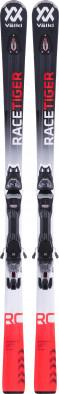 Горные лыжи Volkl Racetiger RC + VMotion 11 GW