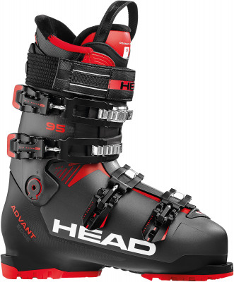 Фото #1: Ботинки горнолыжные Head Advant Edge 95, размер 44