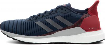Кроссовки мужские для бега Adidas SOLAR GLIDE, размер 42