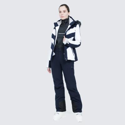 Фото 3 - Куртку женская Luhta Jalonoja, размер 42 белого цвета