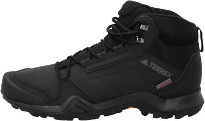 Ботинки утепленные мужские adidas Terrex Ax3 Beta Mid C.Rdy, размер 42 фото