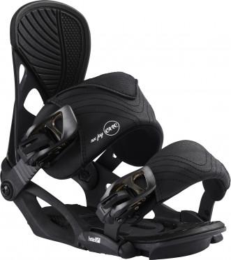 Крепления сноубордические женские Head NX FAY I black