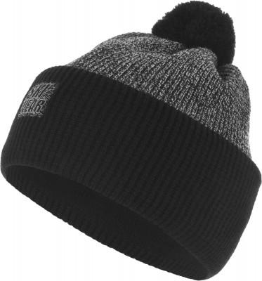 Шапка для мальчиков GlissadeТеплая стильная двойная вязанная шапка для мальчиков 7-12 лет с помпоном.<br>Пол: Мужской; Возраст: Дети; Вид спорта: Горные лыжи; Материал верха: 100 % акрил; Материал подкладки: 100 % полиэстер; Производитель: Glissade; Артикул производителя: SHAB019954; Страна производства: Россия; Размер RU: 54-56;