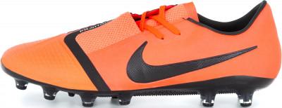 Бутсы мужские Nike Phantom Venom Pro Ag-Pro, размер 43Бутсы<br>Бутсы nike phantom venom pro ag-pro помогут одержать победу на футбольном поле. Модель подходит для натуральных и искусственных газонов.