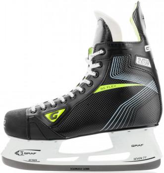 Коньки хоккейные Graf G1035S Supra