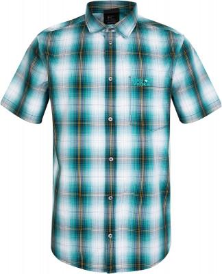 Рубашка с коротким рукавом мужская Jack Wolfskin Hot Chili, размер 50-52
