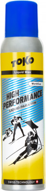 Мазь скольжения TOKO High Performance Liquid Paraffin blue