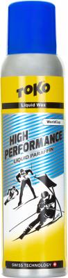 Мазь скольжения TOKO High Performance Liquid Paraffin blue