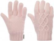 Перчатки вязаные для девочек Demix