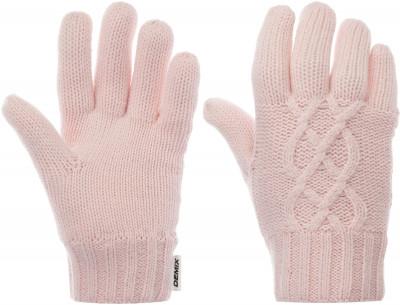 Перчатки для девочек Demix, размер 14