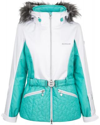 Куртка утепленная женская GlissadeУтепленная женская куртка glissade станет отличным выбором для любительниц горнолыжного спорта.<br>Пол: Женский; Возраст: Взрослые; Вид спорта: Горные лыжи; Вес утеплителя на м2: 100 г/м2; Наличие мембраны: Да; Регулируемые манжеты: Да; Водонепроницаемость: 5000 мм; Паропроницаемость: 5000 г/м2/24 ч; Защита от ветра: Да; Покрой: Приталенный; Дополнительная вентиляция: Да; Проклеенные швы: Нет; Длина куртки: Короткая; Датчик спасательной системы: Нет; Наличие карманов: Да; Капюшон: Отстегивается; Мех: Искусственный; Снегозащитная юбка: Да; Количество карманов: 4; Карман для маски: Нет; Карман для Ski-pass: Да; Водонепроницаемые молнии: Нет; Артикулируемые локти: Нет; Совместимость со шлемом: Да; Технологии: IsoDry, Isoloft; Производитель: Glissade; Артикул производителя: SJAW04WU42; Страна производства: Китай; Материал верха: 100 % полиэстер; Материал подкладки: 100 % полиэстер; Материал утеплителя: 100 % полиэстер, искусственный мех: 100 % акрил; Размер RU: 42;