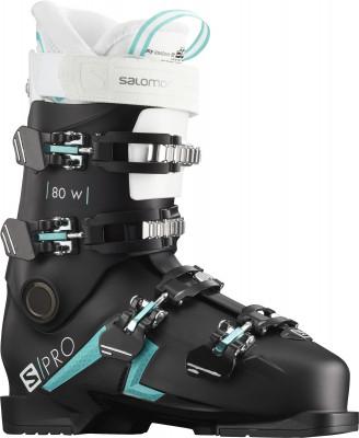 Ботинки горнолыжные женские Salomon S/PRO 80, размер 24 см