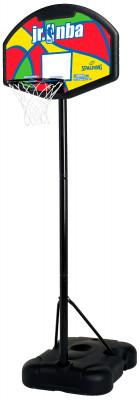 Баскетбольная стойка юниорская SpaldingБаскетбольная мобильная стойка с системой телескопического подъема и опускания щита. Регулировка высоты кольца: 1, 37-1, 98 м. Композитный щит 81, 28 см.<br>Вид спорта: Баскетбол; Производитель: Spalding; Артикул производителя: 58758CN; Страна производства: Китай; Размер RU: Без размера;