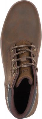 Фото 6 - Ботинки мужские Caterpillar Creedence, размер 41 коричневого цвета