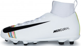 Бутсы для мальчиков Nike Mercurial Superfly 6 Club CR7 FG/MG