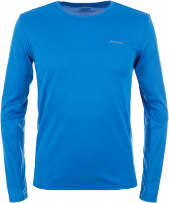 Футболка с длинным рукавом мужская Demix, размер 48Мужская одежда<br>Удобная футболка с длинным рукавом от demix подойдет для пробежек в прохладные дни. Отведение влаги ткань, выполненная по технологии movi-tex, эффективно отводит влагу.