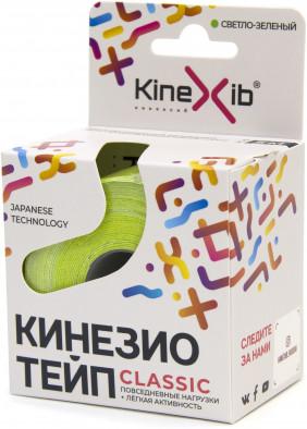Кинезио-тейп Kinexib, зеленый