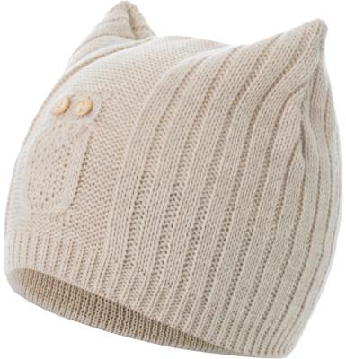 Шапка для девочек Satila OwlyЗабавная шапка для девочек с оригинальным совиным дизайном - превосходный выбор для путешествий и долгих прогулок. Благодаря шерсти в составе ткани шапка отлично греет.<br>Пол: Женский; Возраст: Дети; Вид спорта: Путешествие; Материал верха: 85 % акрил, 15 % шерсть; Материал подкладки: 100 % хлопок; Производитель: Satila; Артикул производителя: R51741; Страна производства: Россия; Размер RU: 53;