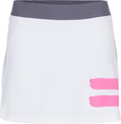 Юбка-шорты женская Babolat Perf Panel, размер 44-46Женская одежда<br>Юбка-шорты прямого кроя от babolat отлично подходит для занятий теннисом. Свобода движений специальный крой обеспечивает максимальную свободу движений.
