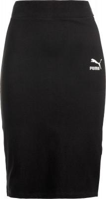 Юбка женская Puma Classics, размер 42-44