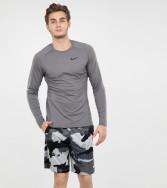 Лонгслив мужской Nike Pro Warm