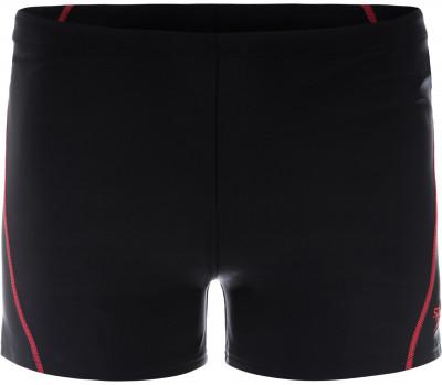 Плавки-шорты мужские Speedo Essential SpliceУдобные и практичные плавки-шорты speedo - отличный выбор для занятия плаванием в бассейне.<br>Пол: Мужской; Возраст: Взрослые; Вид спорта: Плавание; Назначение: Тренировки; Устойчивость к хлору: Да; Гипоаллергенная ткань: Нет; Длина плавок: 27 см; Материал верха: 80 % полиамид, 20 % эластан; Технологии: Endurance10; Производитель: Speedo; Артикул производителя: 8-11479C362; Страна производства: Китай; Размер RU: 46-48;