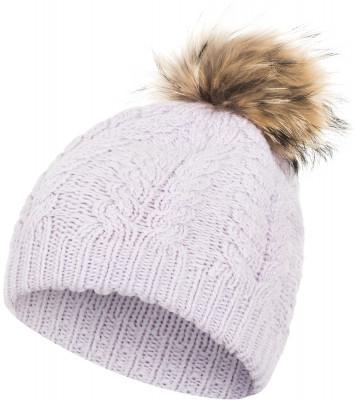 Шапка женская OutventureГоловные уборы<br>Удобная и теплая шапка outventure - отличный выбор для долгих прогулок. Сохранение тепла благодаря двухслойной конструкции, шапка отлично защищает от холода.