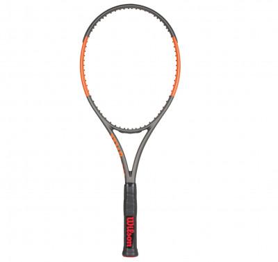 Ракетка для большого тенниса Wilson Burn 100 CVWilson burn это обновл нная коллекция ракеток для теннисистов, которые предпочитают игру на задней линии.<br>Вес (без струны), грамм: 300; Материал ракетки: Графит, Карбон; Толщина обода: 23-25-23 мм; Стиль игры: Агрессивный стиль; Размер головы: 645 кв.см; Длина: 27; Баланс: 320 мм; Материалы: Графит; Струнная формула: 16х19; Наличие струны: Опционально; Наличие чехла: Опционально; Вид спорта: Теннис; Технологии: Countervail, Hight Perfomance Carbon Fiber, Parallel Drilling, X2 Ergo; Производитель: Wilson; Артикул производителя: WRT73481U; Срок гарантии: 2 года; Страна производства: Китай; Размер RU: 3;