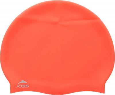 Шапочка для плавания детская JossУниверсальная детская шапочка для плавания от joss станет отличным выбором для бассейна.<br>Пол: Мужской; Возраст: Дети; Вид спорта: Плавание; Назначение: Универсальные; Производитель: Joss; Артикул производителя: SWCJ01D252; Страна производства: Китай; Материалы: 100 % силикон; Размер RU: 52-54;