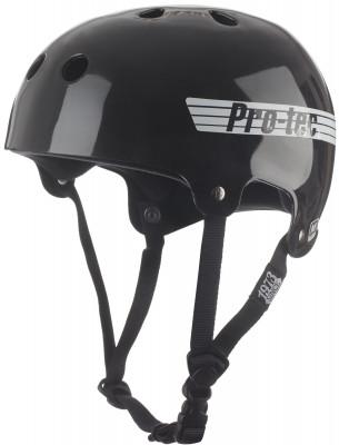 Шлем Pro-TecЗащитный шлем bucky от pro-tec отличается глубокой посадкой и запоминающимся агрессивным силуэтом.<br>Пол: Мужской; Возраст: Взрослые; Вид спорта: Лонгборды, Мини-круизёры, Роликовые коньки, Самокаты, Скейтбординг; Конструкция: Hi-Density Polyethylene; Вентиляция: Принудительная; Сертификация: Не требуется; Регулировка размера: Нет; Материал внешней раковины: Полиэтилен; Материал внутренней раковины: Пенополистирол; Материал подкладки: Поролон; Технологии: Dry-Lex; Производитель: Pro-Tec; Артикул производителя: 1167180; Срок гарантии: 6 месяцев; Страна производства: Китай; Размер RU: 58-60;