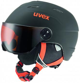 Шлем детский Uvex Visor Pro
