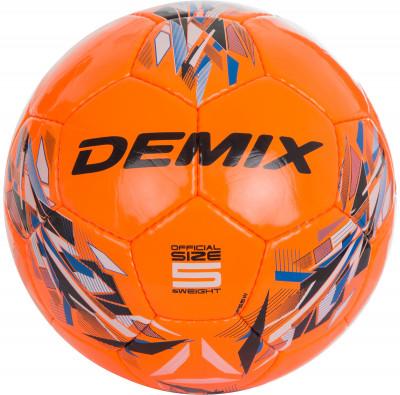 Мяч футбольный DemixФутбольный мяч для тренировок: рекомендован для использования в зимнее время; хорошо держит форму; покрышка из синтетической кожи (полиуретан) 1, 2 мм; 4 подкладочных слоя и<br>Сезон: 2015/2016; Возраст: Взрослые; Вид спорта: Футбол; Тип поверхности: Универсальные; Назначение: Тренировочные; Материал покрышки: Синтетическая кожа; Материал камеры: Бутил; Способ соединения панелей: Ручная сшивка; Количество панелей: 32; Вес, кг: 0,42-0,44; Производитель: Demix; Артикул производителя: DF55W5; Срок гарантии: 6 месяцев; Страна производства: Пакистан; Размер RU: 5;
