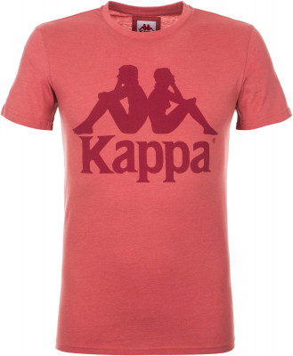 Футболка мужская Kappa, размер 54Футболки<br>Отличная основа твоего образа в спортивном стиле - классическая футболка от kappa. Натуральные материалы натуральный хлопок гарантирует комфорт и воздухообмен.