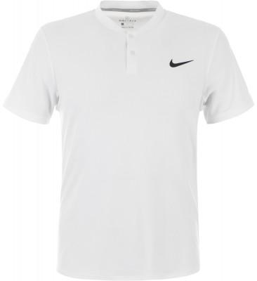 Поло мужское Nike Court Dry AdvantageУдобное мужское поло nikecourt dry advantage разработано специально для игры в теннис.<br>Пол: Мужской; Возраст: Взрослые; Вид спорта: Теннис; Покрой: Прямой; Технологии: Nike Dri-FIT; Производитель: Nike; Артикул производителя: 887501-100; Страна производства: Таиланд; Материалы: 100 % полиэстер; Размер RU: 46-48;