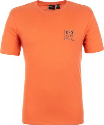Футболка мужская ONeill Lm Tonal, размер 52-54Surf Style <br>Мужская футболка от o neill - отличный выбор для незабываемого пляжного отдыха. Свобода движений прямой крой футболки обеспечивает максимальную свободу движений.