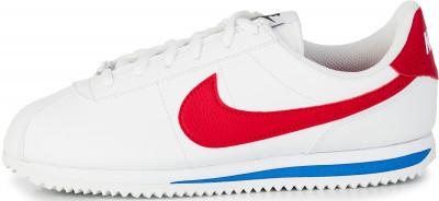 Кроссовки детские Nike Cortez Basic SL, размер 39Кроссовки <br>Кроссовки nike cortez basic sl (gs) выполнены в стиле легендарных беговых моделей от nike. Амортизация подошва из пеноматериала отлично гасит ударные нагрузки.