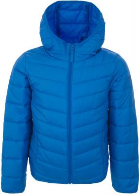 Куртка утепленная для мальчиков Outventure, размер 116Куртки <br>Куртка для мальчиков outventure прекрасно подойдет для долгих прогулок на свежем воздухе и станет отличным выбором для школы.