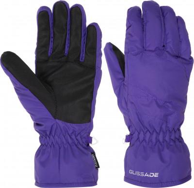 Перчатки женские Glissade, размер 7