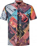 Рубашка с коротким рукавом мужская Protest