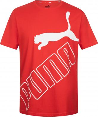 Футболка мужская Puma Big Logo