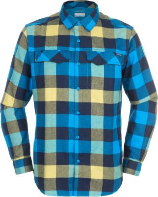 Купить со скидкой Рубашка с длинным рукавом мужская Columbia Silver Ridge