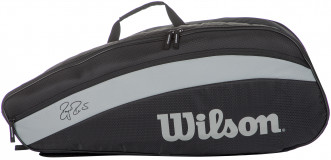 Сумка для 6 ракеток Wilson RF TEAM 6 PACK