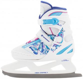 Ледовые коньки раздвижные для девочек Nordway Slide-Girl