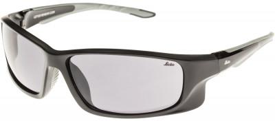 Солнцезащитные очки LetoЛегкие и удобные солнцезащитные очки с полимерными линзами в пластмассовой оправе.<br>Цвет линз: Серый; Назначение: Активный отдых; Пол: Мужской; Возраст: Взрослые; Вид спорта: Активный отдых; Ультрафиолетовый фильтр: Да; Материал линз: Полимерные линзы; Оправа: Пластик; Производитель: Leto; Артикул производителя: 701637A; Срок гарантии: 1 месяц; Страна производства: Китай; Размер RU: Без размера;