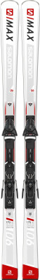 Горные лыжи + крепления Salomon E S/MAX 6 + E Z10 GW
